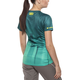 100% Airmatic Enduro/Trail Jersey Women prism forest